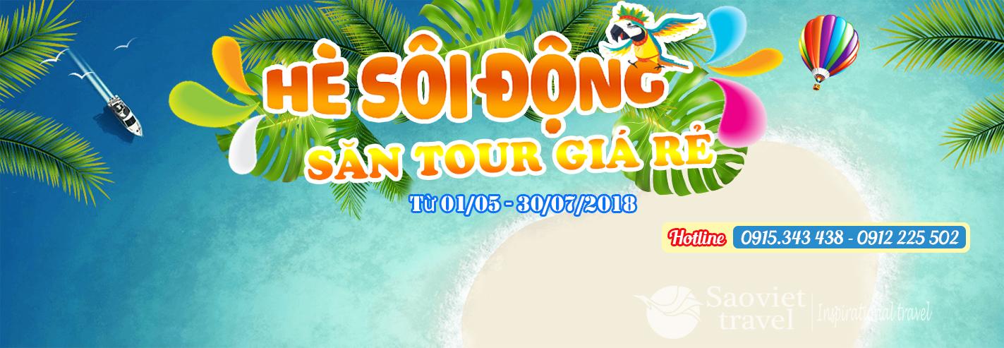 Du lịch Hè - Du lịch Hè giá rẻ, Tour Du lịch Hè 2018