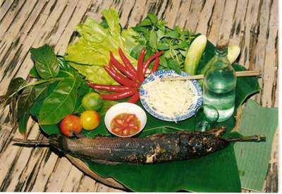 Ba món ăn đặc sản ở Cà Mau