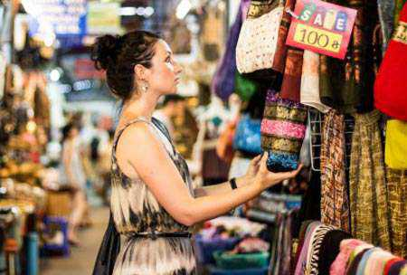 Kinh nghiệm mua sắm khi du lịch Thái Lan