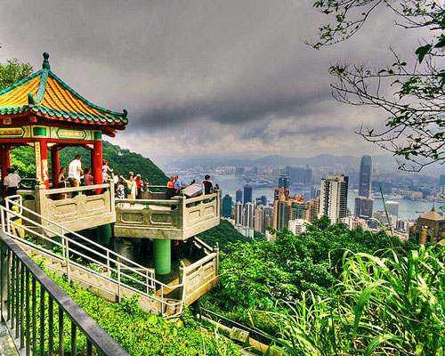 Núi Thái Bình Hồng Kông