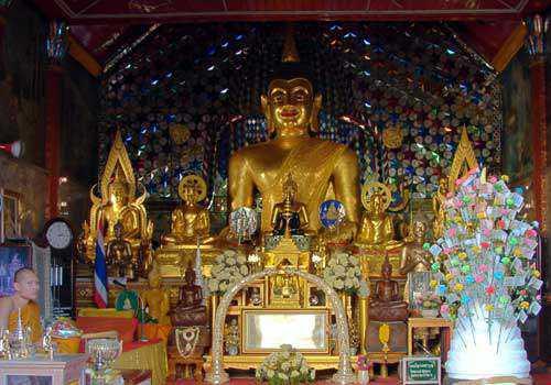 Chùa Doi Suthep - Núi thiêng của Chiang Mai