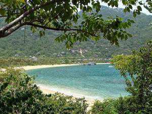 Vịnh Ninh Vân - Nha Trang