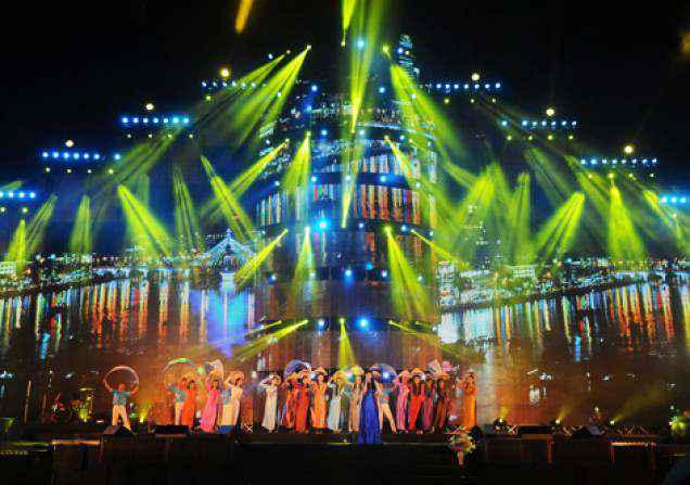 Có 4 đội nước ngoài tham gia Lễ hội pháo hoa quốc tế Đà Nẵng 2015