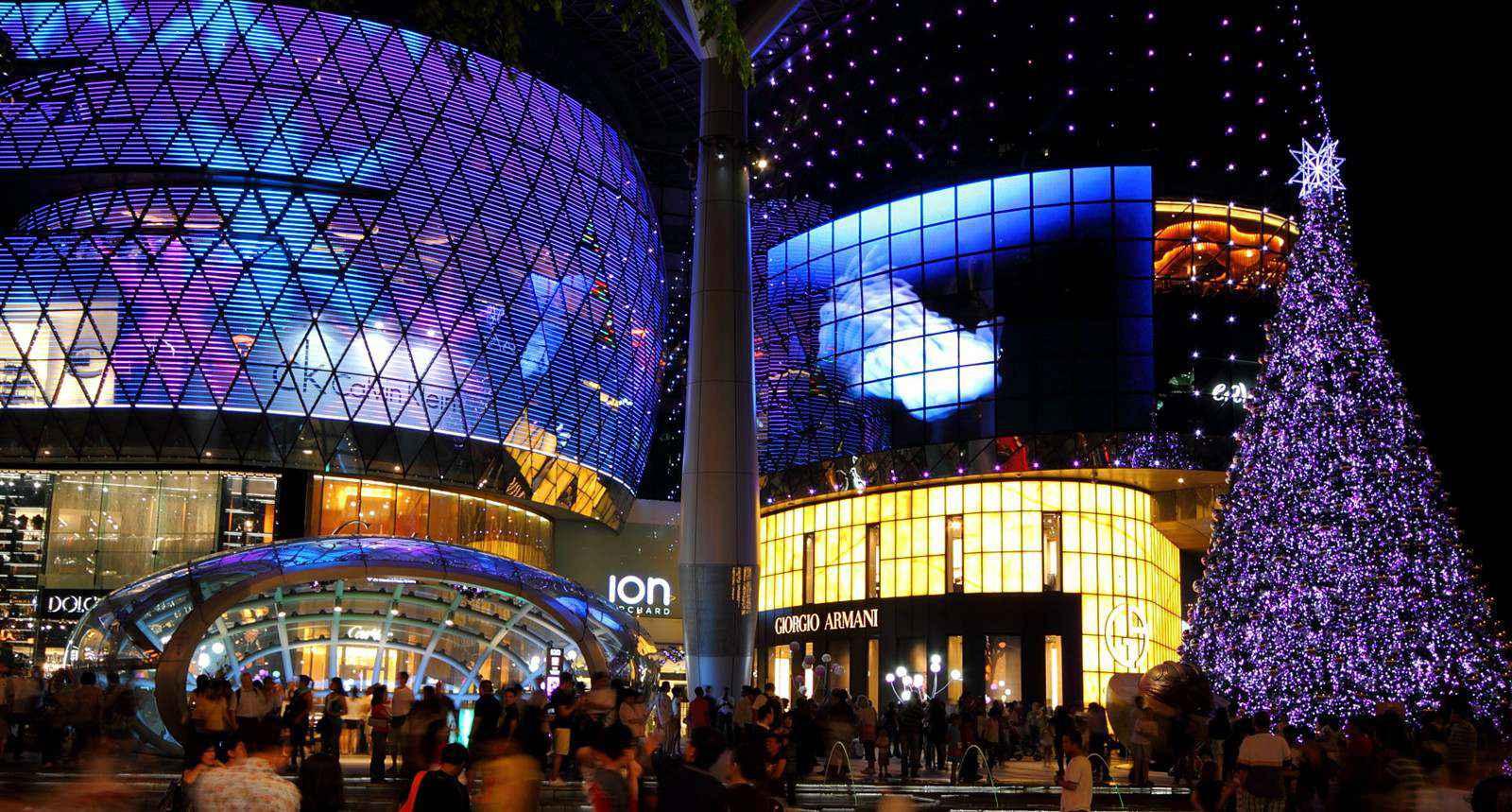 Du lịch Singapore - Đại lộ orchard