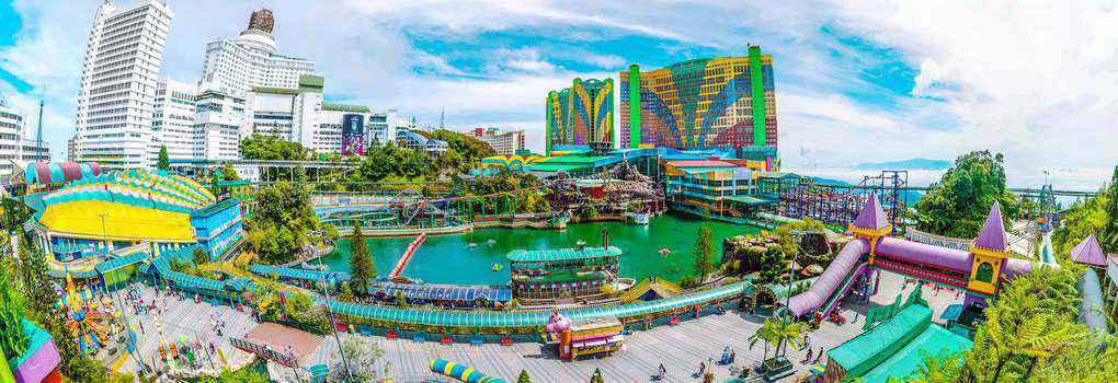 Du lịch Malaysia - Cao Nguyên Genting