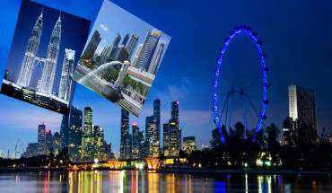 Du lịch Singapore Malaysia Indonesia thông tin cần biết