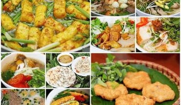 Đi du lịch Việt Nam Tết dương lịch ăn gì? ở đâu ngon?