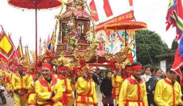 Các lễ hội đầu xuân độc đáo của Việt Nam