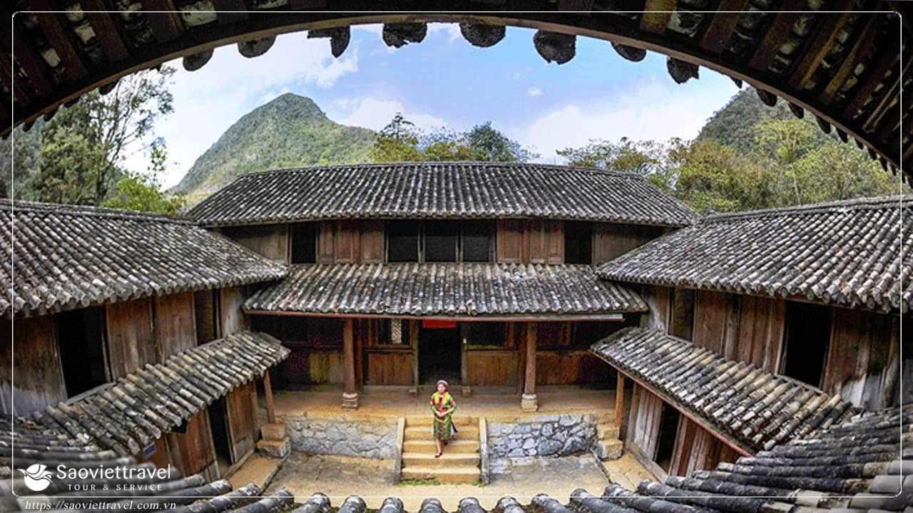 Du lịch Hà Giang - dinh thự vua mèo