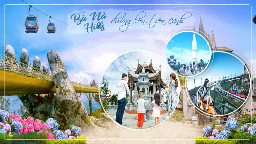 Du lịch Đà Nẵng Bà Nà Hill