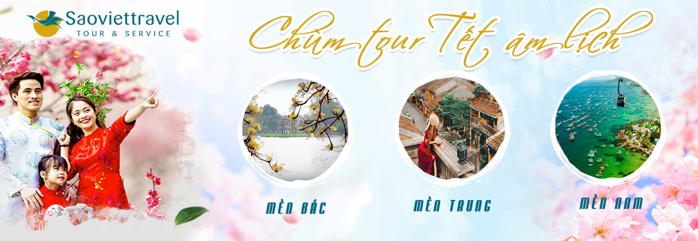 Du lịch Tết - Trong nước - Du lịch trong nước Tết Tân Sửu giá tốt