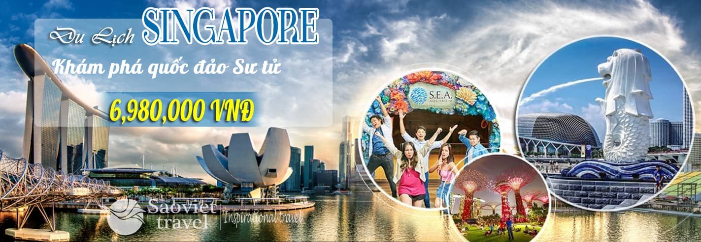 Du lịch Singapore - Du lịch Singapore giá rẻ, Tour đi Singapore 2018