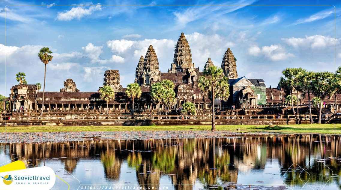 Tour Du Lịch Campuchia 30/4 & 1/5 – 4 Ngày 3 Đêm