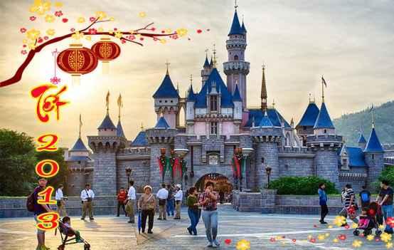 Du lịch Hồng Kông – Disneyland 4 ngày 3 đêm địp tết 2013 từ Hà Nội