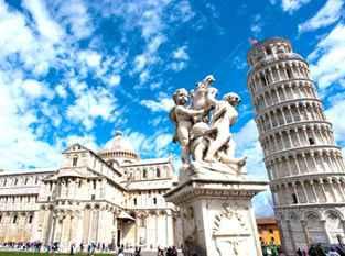 Du lịch Châu Âu Pháp – Ý – Thụy Sĩ khởi hành từ Sài Gòn giá siêu HOT