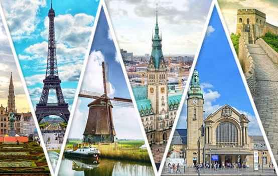 Tour Châu Âu Tây Ban Nha – Thụy Sỹ – Pháp – Ý – Vatican 14 Ngày