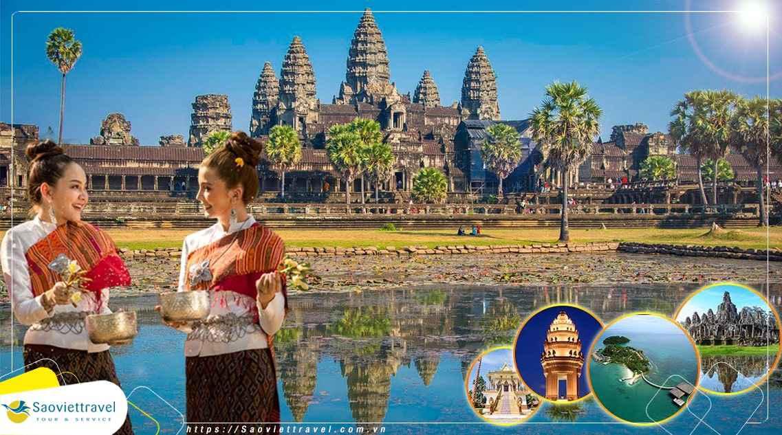Du lịch Thái Lan Campuchia Giá Tốt Nhất