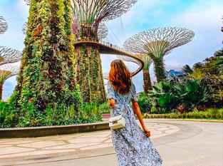 Tour Du Lich Singapore – Sentosa – Vườn Chim Jurong – 4 Ngày
