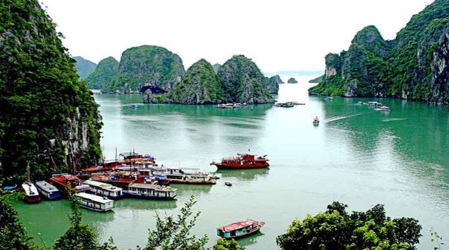 Tour Du Lịch Cát Bà – Vịnh Lan Hạ – Pháo Đài Thần Công – 3 Ngày