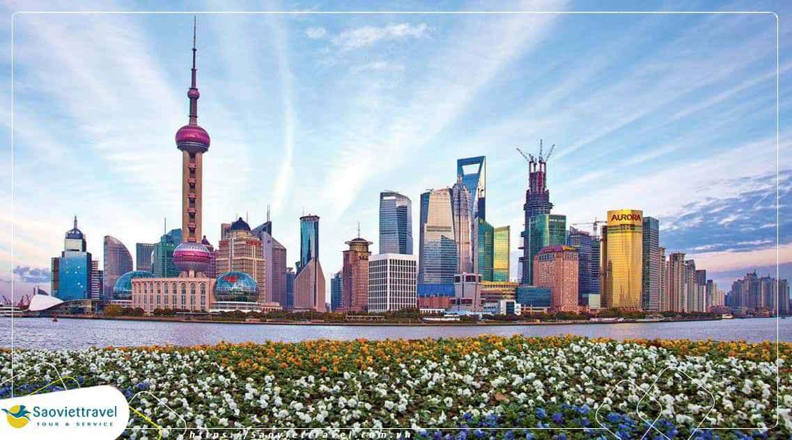 Tour du lịch Trung Quốc: Thượng Hải – Hàng Châu – Tô Châu 4 ngày từ Hà Nội