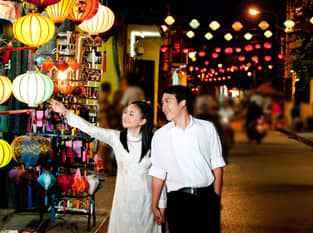 Tour Trăng Mật – Hội An – Đà Nẵng 5 Ngày 4 Đêm