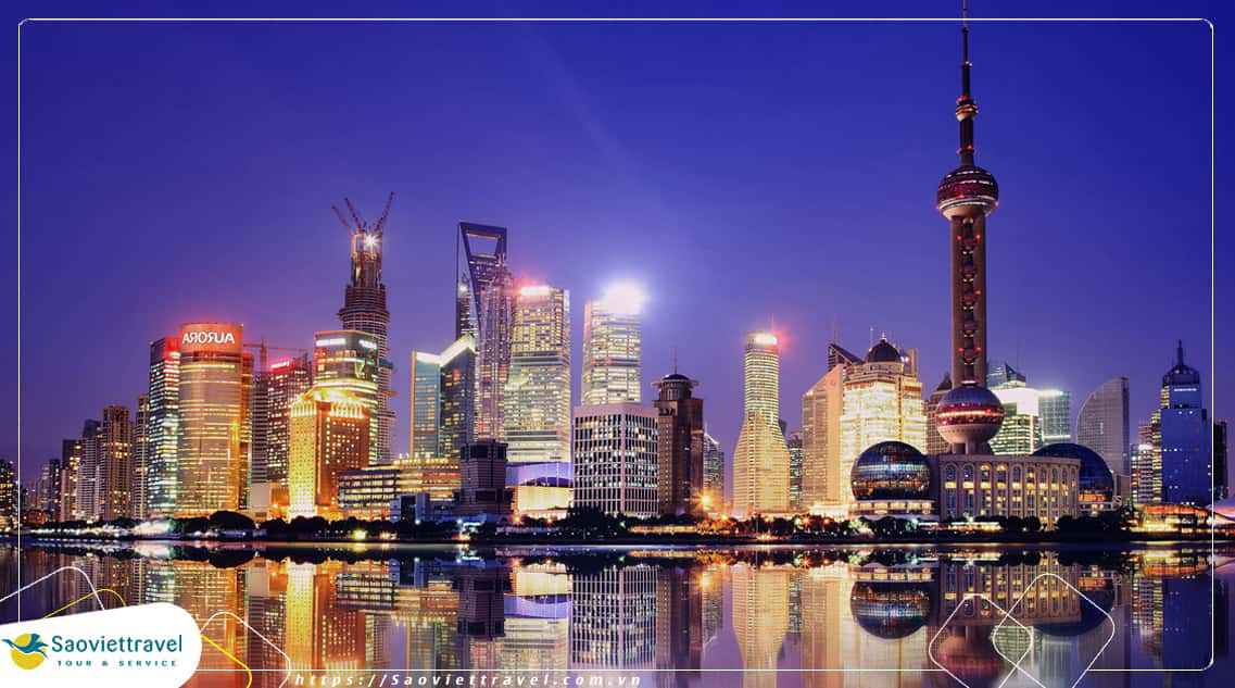 Tour du lịch Trung Quốc – Thượng Hải – Hàng Châu – Tô Châu – Vô Tích – 5 Ngày 4 Đêm