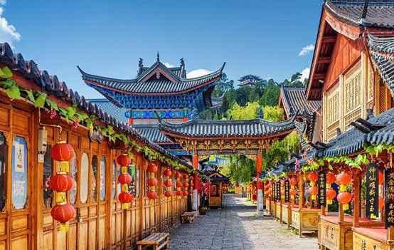Du lịch Trung Quốc: Bằng Tường – Quảng Châu – Thâm Quyến – Nam Ninh – 5 ngày 4 đêm