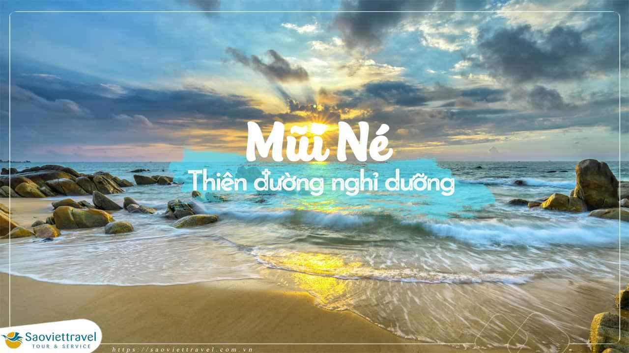 Du lịch Phan Thiết: Hà Nội – Nha Trang – Mũi Né – Hà Nội 4 Ngày