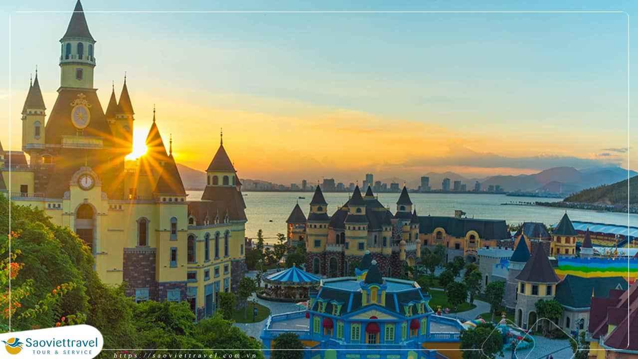 Du lịch Phan Thiết: Hà Nội – Nha Trang – Mũi Né – Hà Nội 5 Ngày