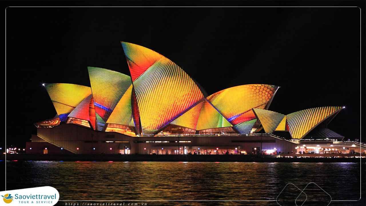Tour Du Lịch Úc: Hà Nội – Melbourne – Canberra – Sydney – Hà Nội 8 Ngày