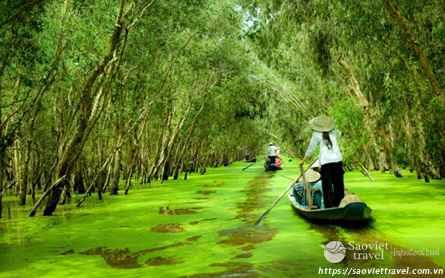 Du lịch Hà Nội – Sài Gòn – Châu Đốc – Hà Tiên – Cần Thơ – Sài Gòn – Hà Nội 5 ngày