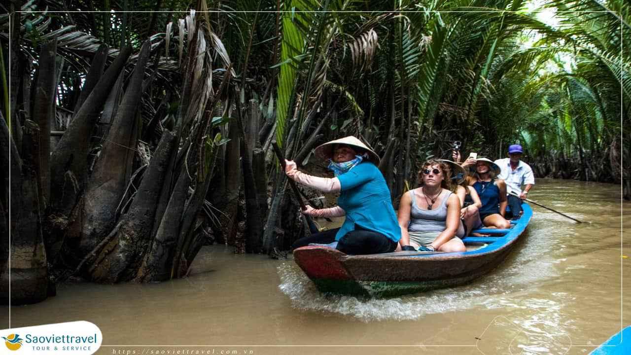 Du lịch Hà Nội – Sài Gòn – Mỹ Tho – Vĩnh Long – Tây Ninh – Củ Chi – Sài Gòn – Hà Nội 5 ngày