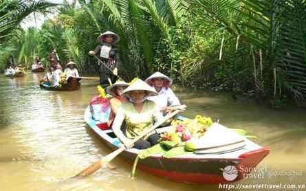 Du lịch Hà Nội – Sài Gòn – Cần Thơ – Sài Gòn – Hà Nội 3 ngày