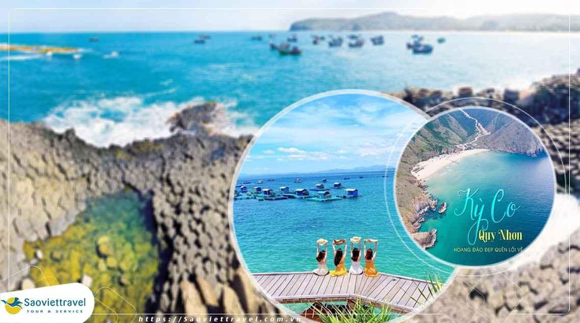Du lịch Quy Nhơn 4 ngày 3 đêm giá tốt khởi hành từ Hà Nội