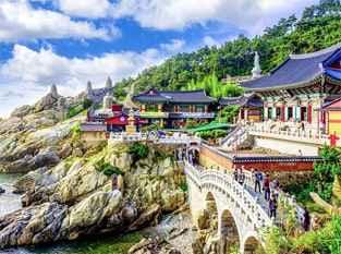 Du Lịch Hàn Quốc – Pusan – Jeju – Seoul – Everland 6 Ngày 5 Đêm