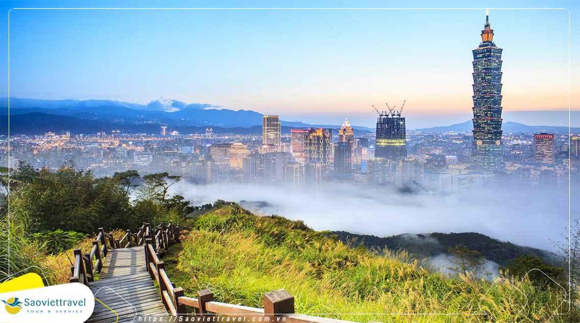 Du Lịch Đài Loan- Đài Bắc – Đài Trung – Cao Hùng 5 Ngày