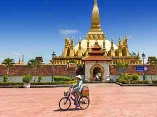 Tour Du lịch Lào: Luang Prabang – Viêng Chăn – 5 Ngày 4 Đêm