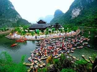 Tour Du lịch Bái Đính Tràng An Cúc Phương 2 Ngày 1 Đêm