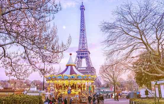 Du lịch Châu Âu – Anh – Paris – Thụy Sỹ 9 ngày từ Sài Gòn