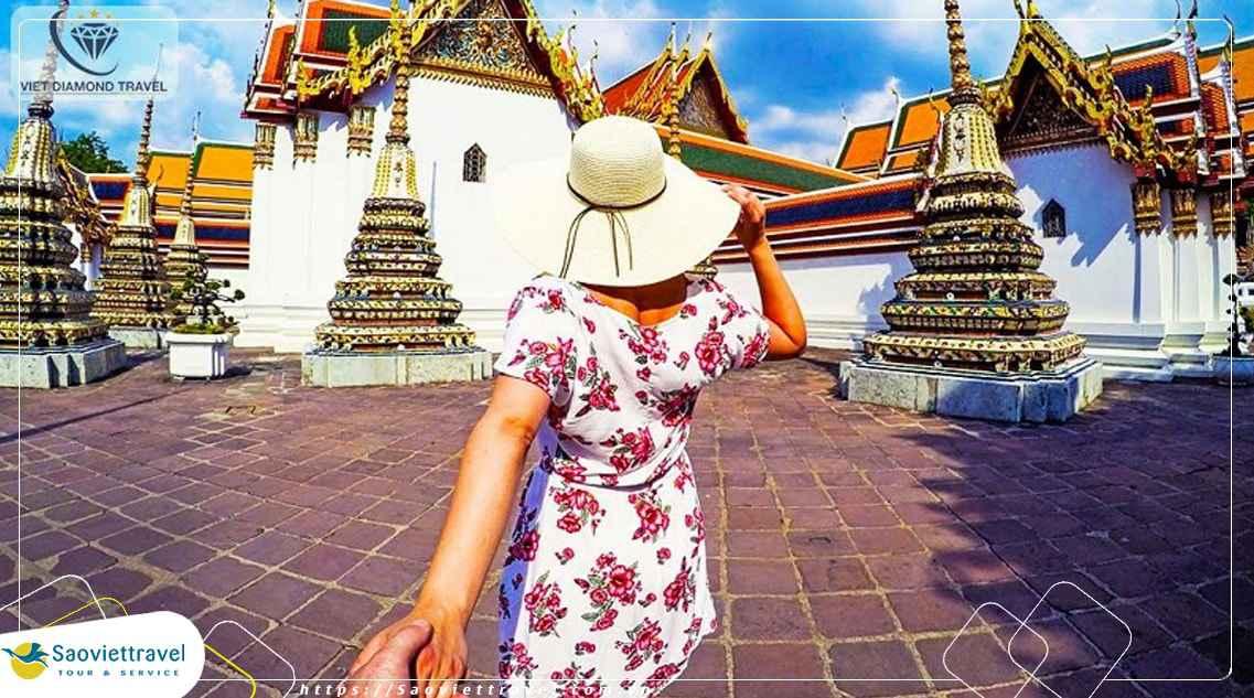 Tour du lịch Thái Lan 5 ngày 4 đêm từ Hà Nội – Bay Qatar Airways Airlines