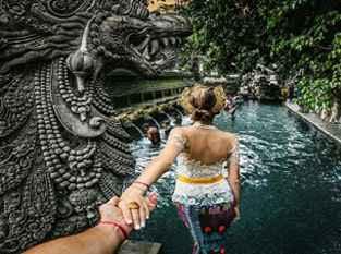 Du lịch Singapore – Indonesia Khám Phá Thiên Đường Bali – Đảo Quốc Sư Tử 5 ngày 4 đêm