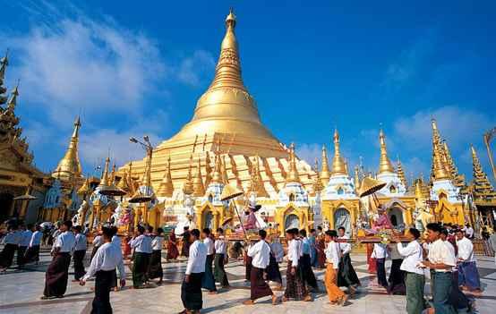 Du lịch Myanmar – Bago – Golden Rock – 4 ngày 3 đêm