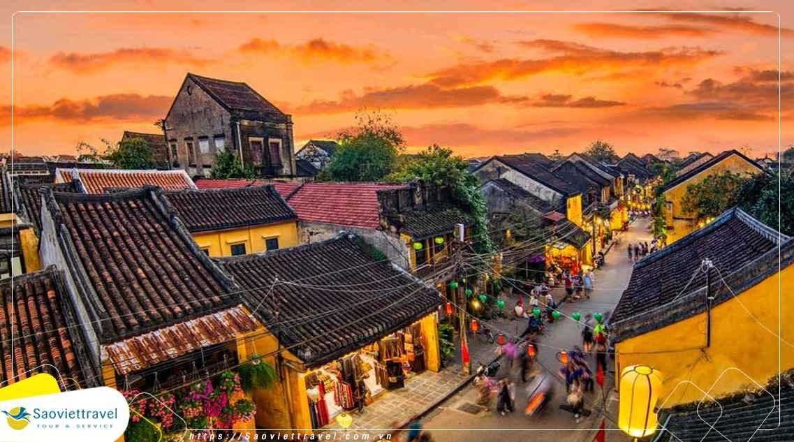 Du Lịch Đà Nẵng: TP.HCM – Đà Nẵng – Huế – Động Thiên Đường – Vé Máy Bay Kích Cầu