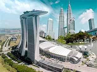 Du lịch Singapore – Malaysia – Indonesia dịp Tết Âm Lịch 2015 từ Hà Nội