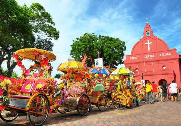 Du lịch Singapore – Malaysia – Indonesia 28 Tết – 4 Sao – Giá rẻ nhất