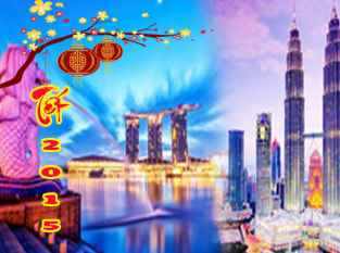 Tour Singapore – Malaysia 6N5Đ Tết 2015 – 4 Sao – Bay Vietnam Airline