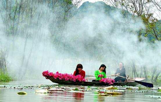Du Lịch Hà Nội – Hạ Long – Cát Bà – Chùa Hương – 5 Ngày 4 Đêm