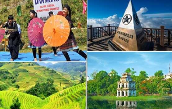 Du lịch – Hà Nội – Sapa – 5 Ngày 4 Đêm khởi hành từ TP.HCM