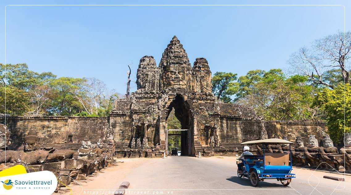 Du Lịch Campuchia 30 Tháng 04  Và 01 Tháng 05