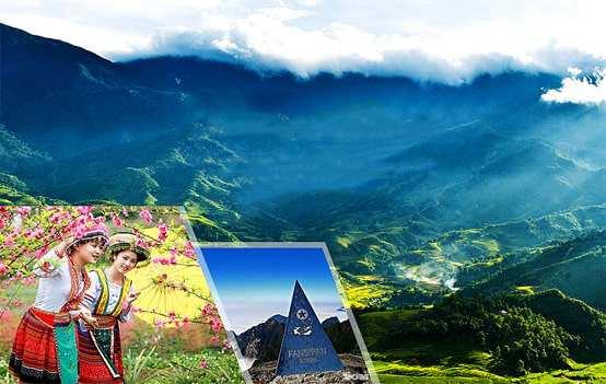 Tour du lịch Hà Nội – Sapa – Hạ Long – Đảo Cát Bà – 6 Ngày 5 Đêm – Đi Tàu